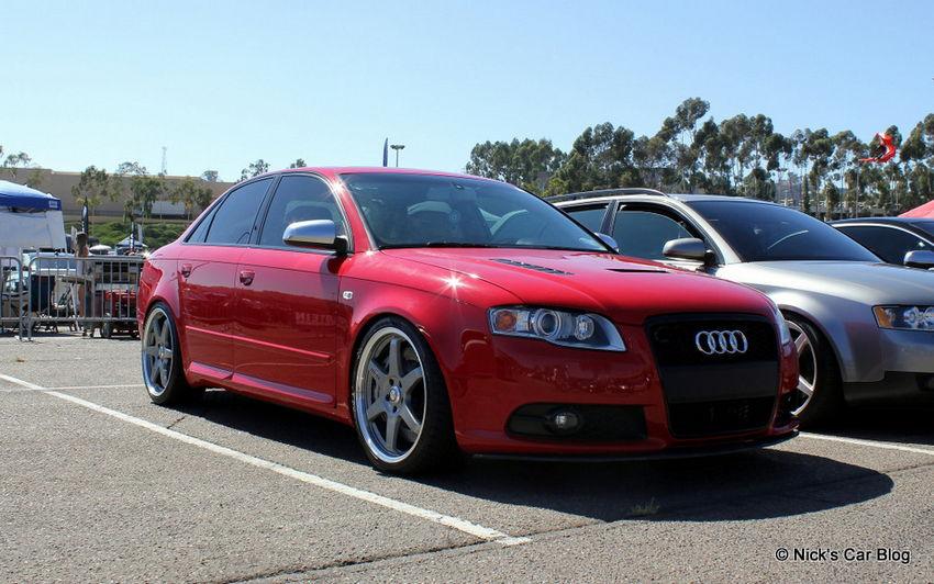 B7 Audi Buyers Guide: 2005.5-2008 Audi A4, S4, RS4 – Nick's Car Blog