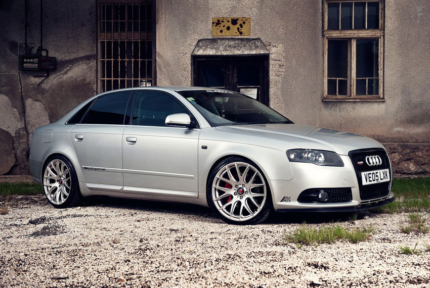 Tom S B7 Audi A4 S Line Nick S Car Blog