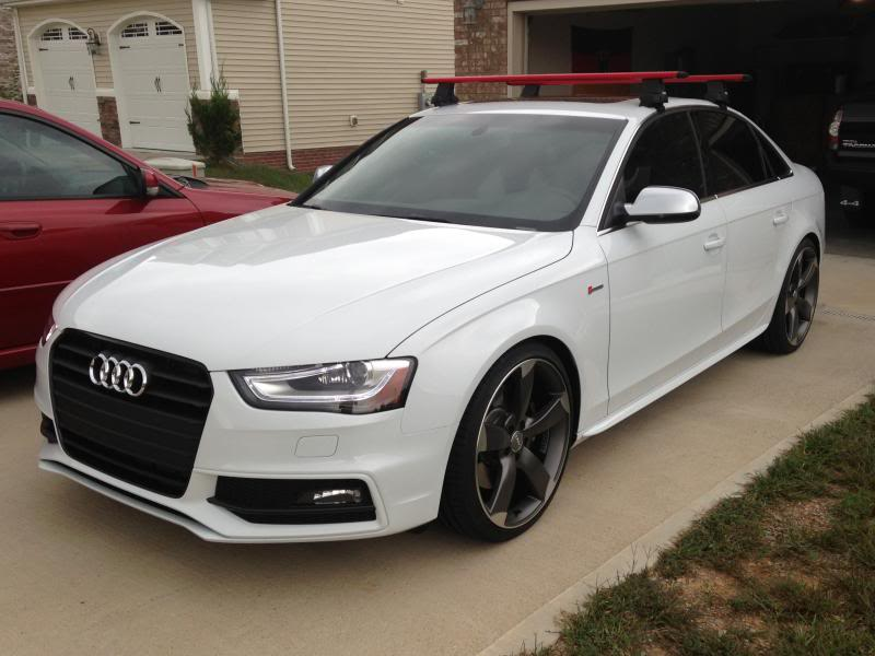 Audis on OEM Rotor Wheels: Mega Gallery – Nick's Car Blog