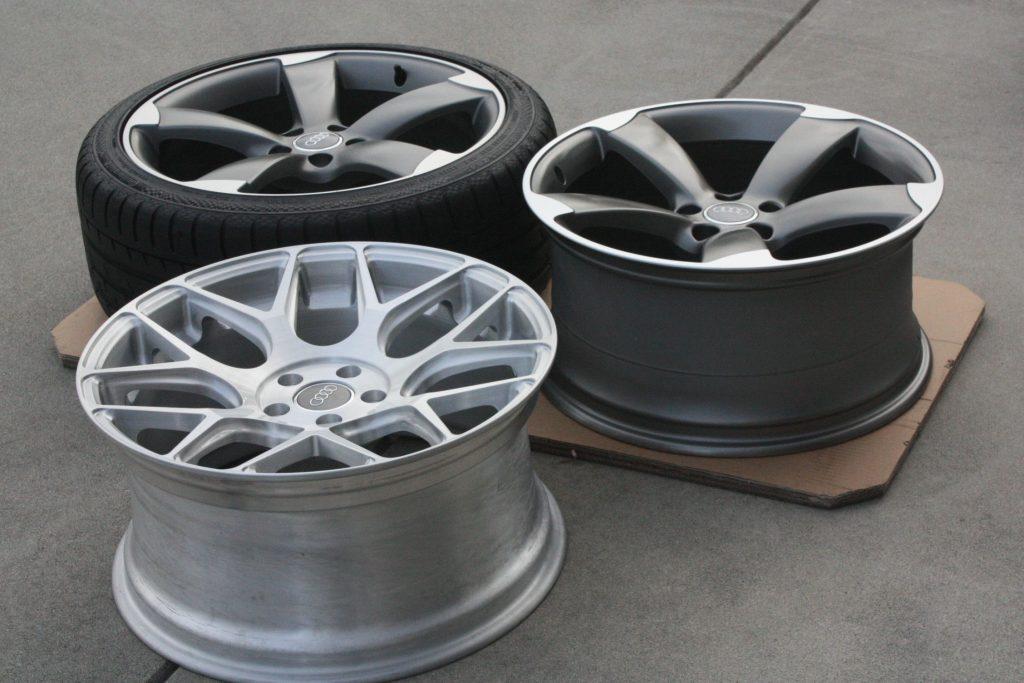 Audis On Oem Rotor Wheels Mega Gallery Nick S Car Blog