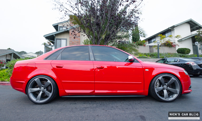 San Diego Audi >> Officially For Sale: My B7 Audi S4 – Nick's Car Blog